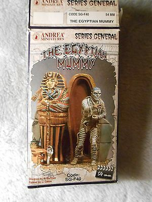 The Egyptian Mummy Andrea Miniatures 54mm