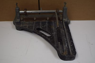 Roberts 10-900 12 in. Vinyl Tile Cutter -- Pre-Owned - Free Shipping!