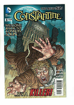 Constantine #3 | The New 52! | DC Comics - July 2013