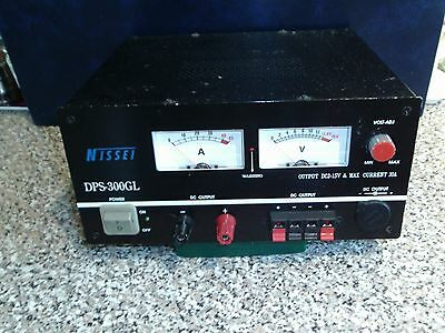 Nissei Dps-300Gl Power Supply Amateur Radio