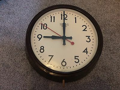 Smiths Electrics Wall Clock - Vintage