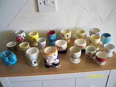 Collection of 20 Egg Cups