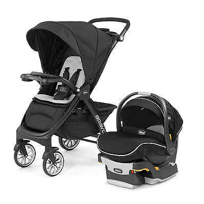 Chicco® Bravo® LE Trio Travel System in Genesis (MFR Nov 2016) Stroller/Car Seat