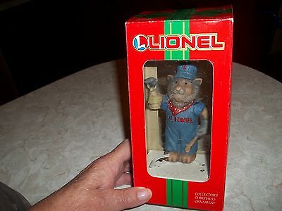 Lenny Lionel Lion Ornament Fine Porcelain Collector