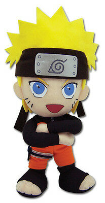 "Brand New 9"" Naruto Shippuden - Naruto Anime Plush Doll Toy (GE-8900)"