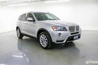2014 BMW X3 xDrive28i Sport Utility 4-Door 2014 BMW xDrive28i