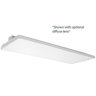 275 Watt Frosted Diffuser Lens, LED High Bay Warehouse Commercial Shop Light