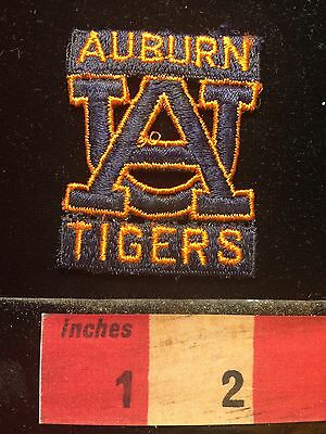 Alabama Patch ~ Auburn Tigers 60Y1