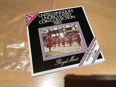 United Kingdom  1983 Brilliant Uncirculated Coin Collection