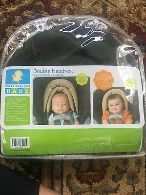 Double Headrest-Especially For Baby