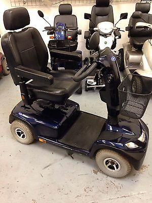 *FREE DELIVERY WITHIN 60 MILES* Invacare Comet 8Mph Mobility Scooter