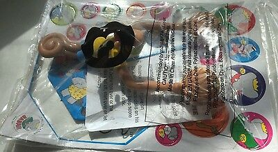 Dairy Queen Kid Meal Toy Babar Elephant Figure Zephir Balancing Game Cake Topper