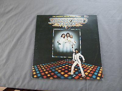 Bee Gees- Saturday Night Fever Movie soundtrack double LP