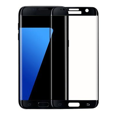 Tempered Glass Film for Samsung Galaxy S7 Edge Screen Protector Full Cover