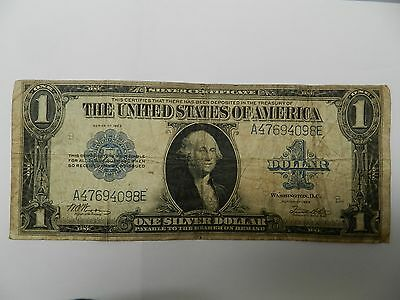 Series of 1923 $1 LARGE SIZE SILVER CERTIFICATE