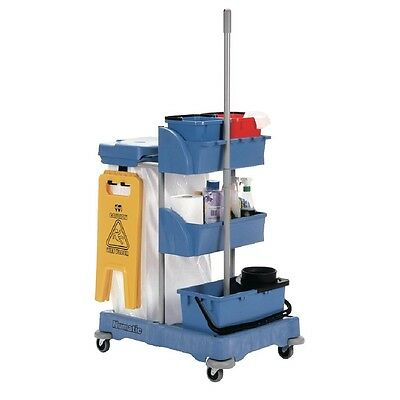 Numatic F657 Janitorial Cart