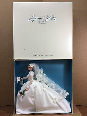 Barbie Gold Label Grace Kelly The Bride Silkstone Doll Nrfb