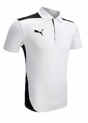Puma Mens Foundation Golf Polo Shirt Top 63% OFF RRP