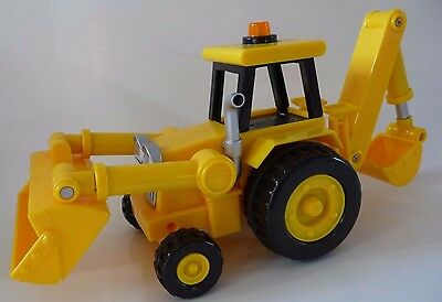 Bob the Builder Project Fix It - Friction Powered Scoop