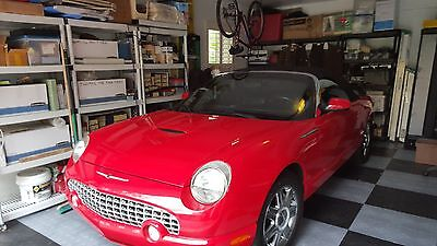 2005 Ford Thunderbird 50th Anv. Edition 2005 Collectable (50th Anv. Edition) Ford T-Bird