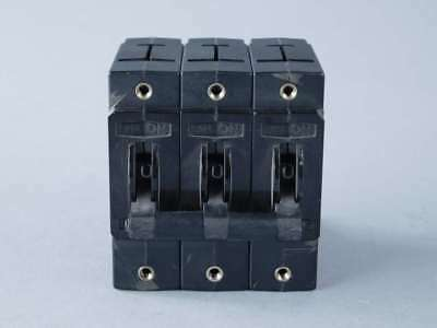 Potter & Brumfield 3-Pole, 50 Amp Circuit Breaker W93-X112-50