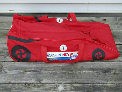 Molson Canadian Duffel Bag for the Molson Indy Racing