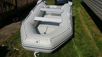 Inflatable Boat 2.9m - Ideal tender or for exploring the coastline