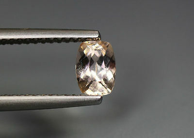 0.50 Cts_Amazing !!! Gem-Miracle Collection_Natural Morganite_Brazil
