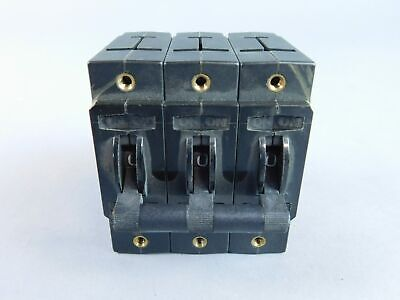 Potter & Brumfield 3-Pole, 20 Amp Circuit Breaker W93-X112-20