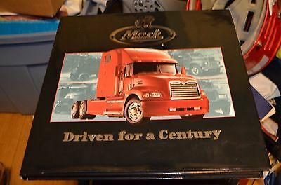 Mack Trucks Driven for a Century Book by John Heilig - Free Shipping