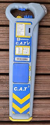 Cable Avoidance Tool - Radiodetection Catv Cable Locator Cat Scanner Calibrated