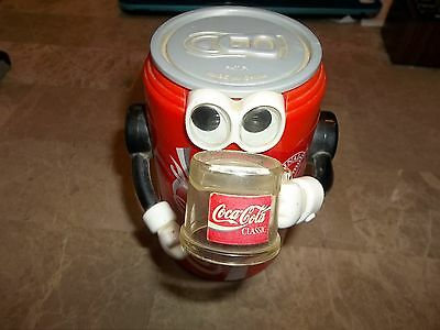 Coca-Cola Vintage Soda Can  Mechanical Bank Can Size