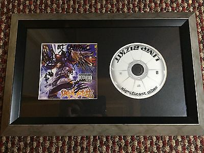 Limp Bizkit Signed Cd Significant Other Fred Durst Framed And Mounted!