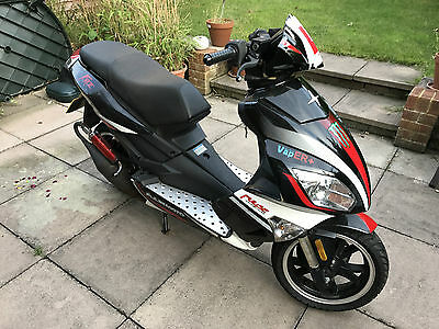 Pulse Motorcycles Force Black & Red 2013 Low mileage