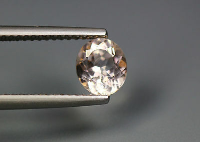 0.85 Cts_Amazing !!! Gem-Miracle Collection_Natural Morganite_Brazil