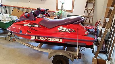 1998 Seadoo GSX Limited in exceptional condition
