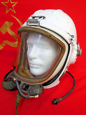 Rare USSR MIG Helmet GSH-4 (fits any size)