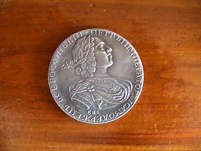 Russia 1 Rouble 1724 Coin.Collectables.d