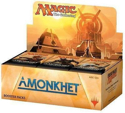 Amonkhet Booster Box Factory Sealed NIB Magic the Gathering MTG New