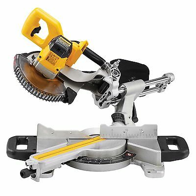 Dewalt DCS365N Mitre Saw 18V Cordless with XPS 184mm Body Only DCS365