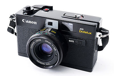 [Excellent+++++] Canon A35 Datelux Rangefinder Film Camera From Japan #186611
