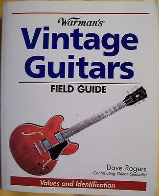 VINTAGE GUITAR & AMPS $$$ id PRICE VALUE GUIDE COLLECTOR'S BOOK