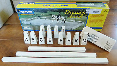 Breyer Dressage Arena # 2032 for Traditional sized horses~New-Opened Box