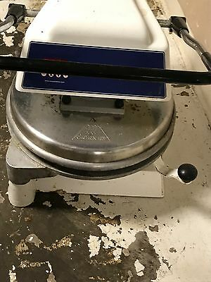"Dough Pro Dp1100 18"" Heated Pizza Dough Bread Tortilla Manual Press"