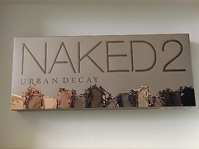 Urban Decay Naked Palette 2 New
