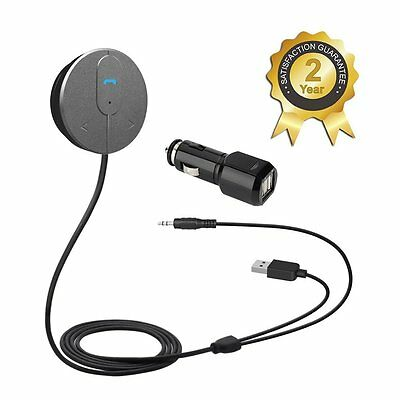 Besign Bluetooth 4.1 Car Kit Hands-Free Wireless Talking, Music Streaming Dongle