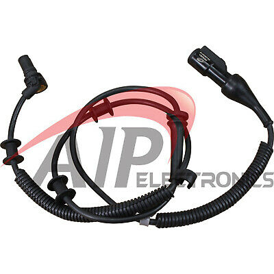 New Front Left Driver Side ABS Wheel Speed Sensor For 2004 2005 Ford F-150 4WD