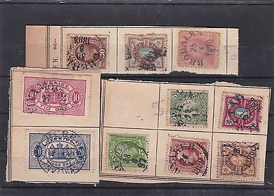 Sweden  Mounted Mint Or Used Stamps On  Stock Card  Ref R875