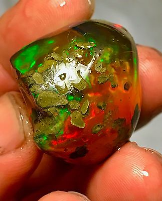 157.ct Natural Ethiopian Crystal Rough Opal (untreated Crystal)