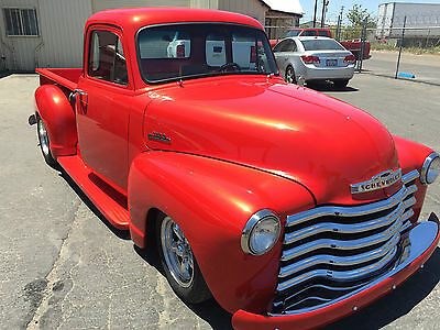 1953 Chevrolet Other Pickups custom 1953 chevy 5 window pickup, street rod!!!